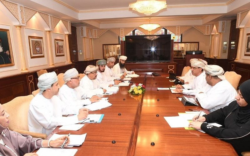 SQU-Ministry of Higher Education Joint Committee Meets