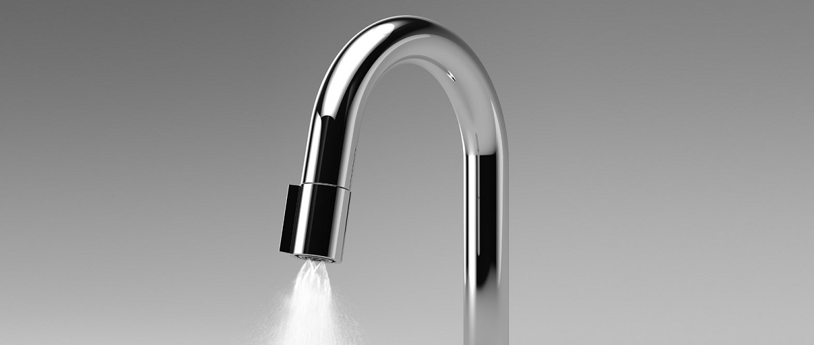Sensor-activated Taps Most Effective for Saving Water