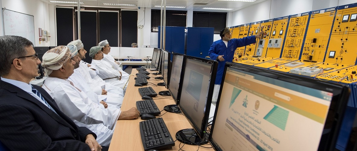 Power Station and Transmission Lab Opened