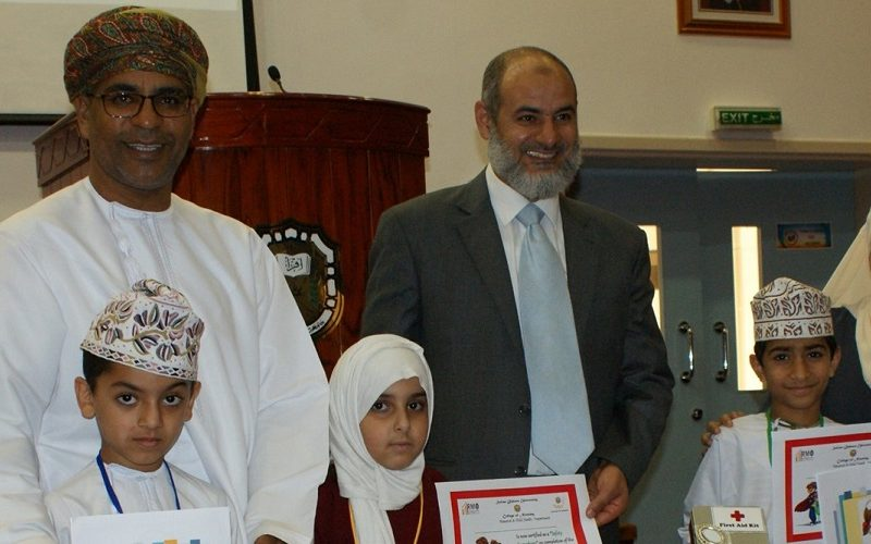 SQU Organizes First Aid Workshop for School Children