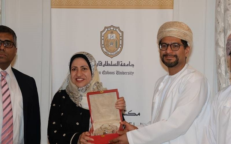 Muscat Finance Extends Support for Research and Innovation at SQU