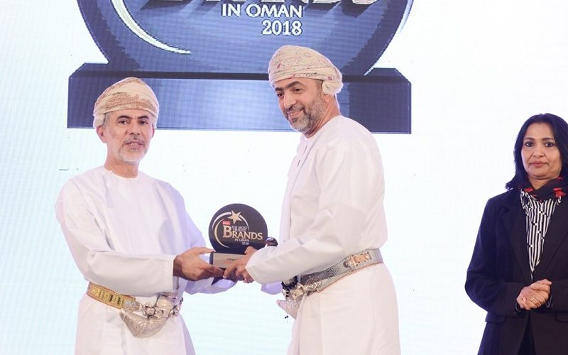 SQU Wins OER Power Brands 2018 Award
