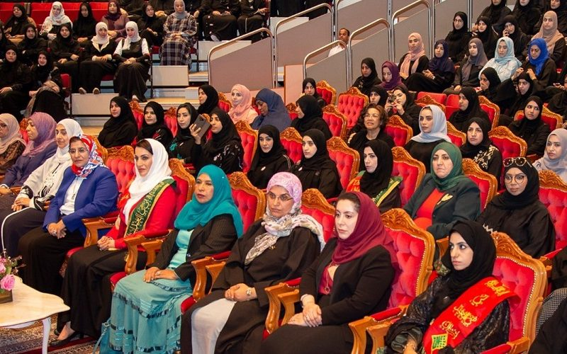 SQU Celebrates Omani Women's Day