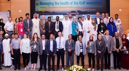 SQU and the GULF 3 International Conference