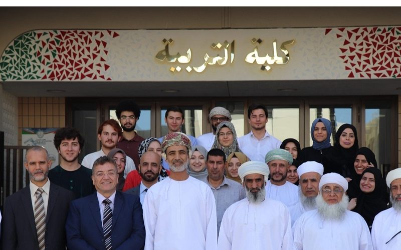 SQU Honors Turkish Students