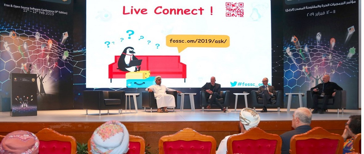 SQU organizes The 4th Conference of Free and Open Source Software 2019
