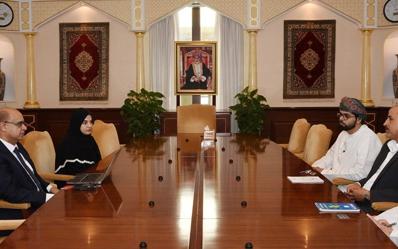 Cardiff University Seeks Ties with SQU