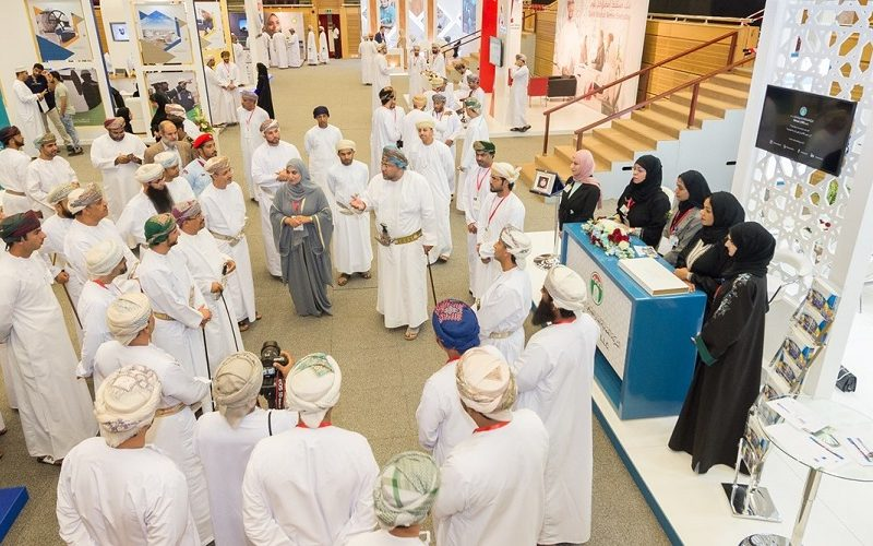 55 Institutions Participate in SQU Career & Training Fair 2019