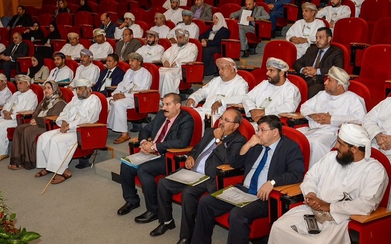 SQU Hosts Omani Moot Court Competition