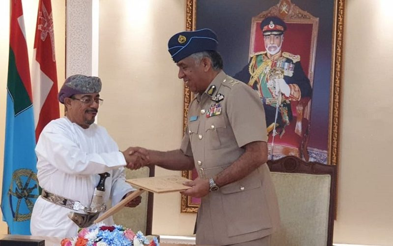 SQU, Military Technological College Sign Cooperation Program