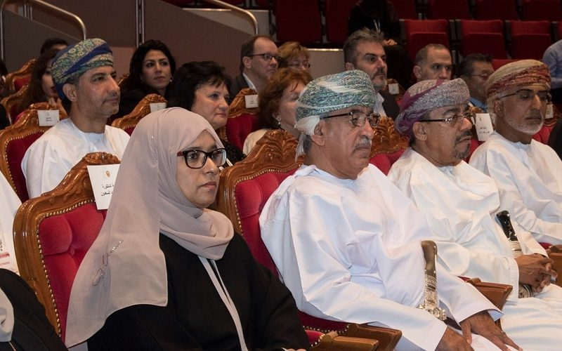 SQU Hosts 21st ISANH Redox Congress