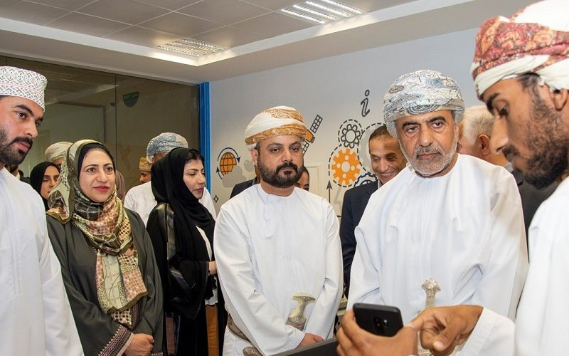 IoT Lab Opened at SQU