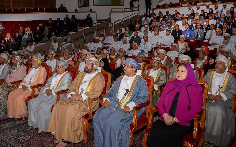 SQU Celebrates 19th Anniversary of His Majesty's Visit