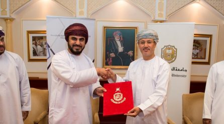 SQU, 'inma' Sign Cooperation Program