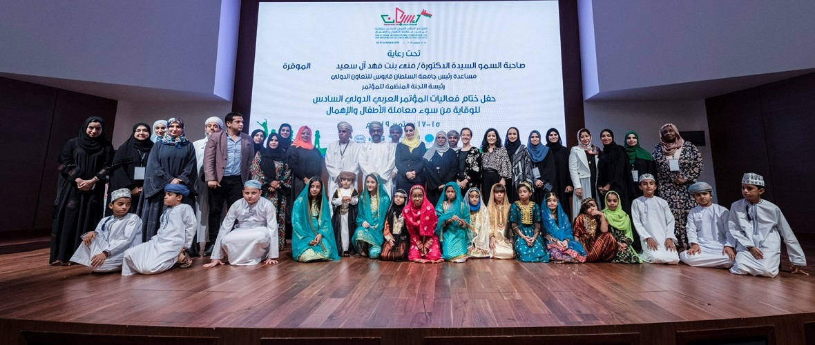 6th Arab International Child Abuse and Neglect Conference Held