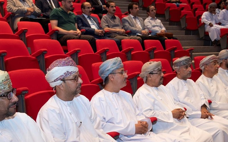 SQU Holds Induction Program for New Employees