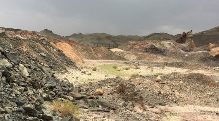 Abandoned Copper Mine in Lasail Leads to Ground Water Contamination
