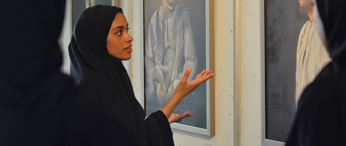 SQU Hosts Art Education Conference