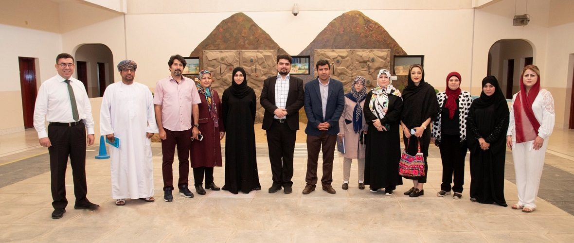 Iranian Delegation Visits College of Education