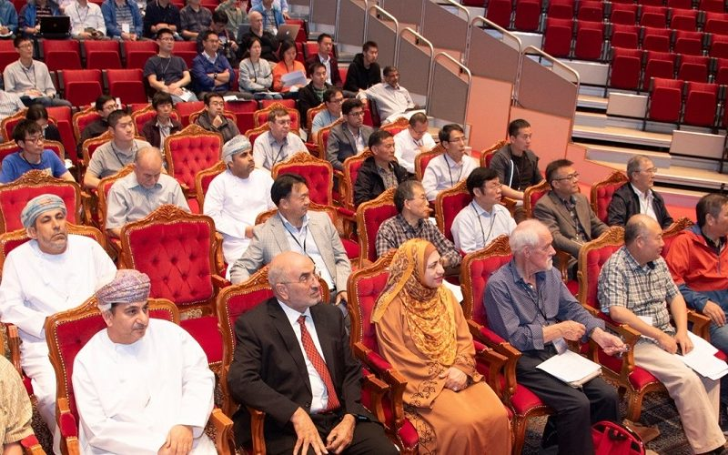 SQU Hosts IGCP Workshop on Diamonds & Recycled Mantle