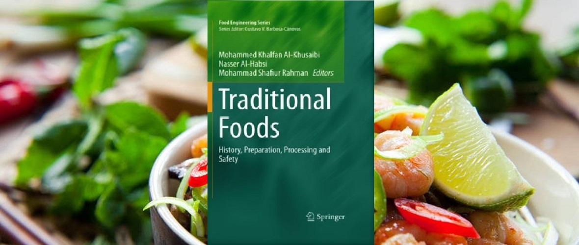 SQU Academics Co-edit Book on Traditional Foods