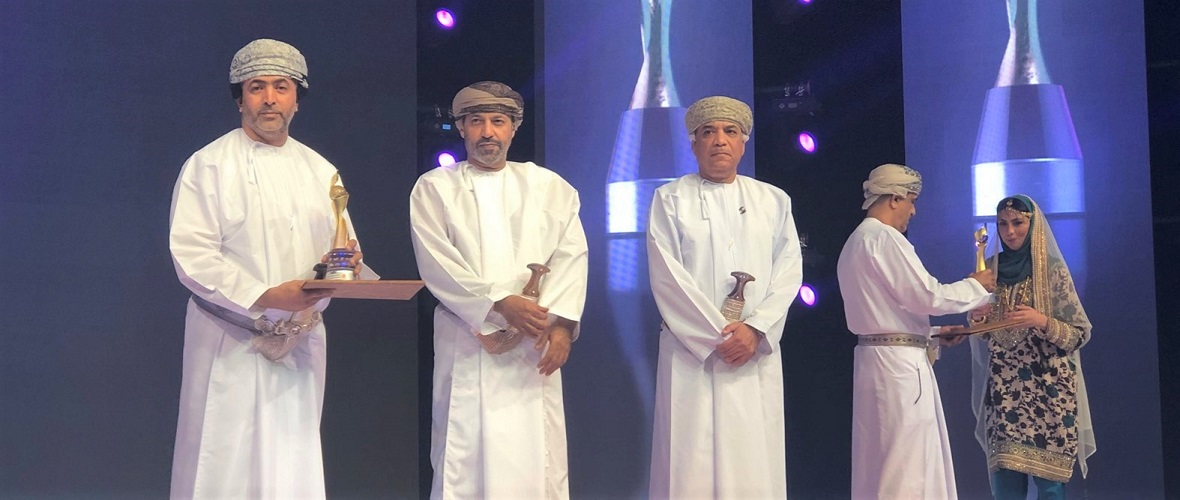 SQU Wins Media Proficiency Competition Awards 2019