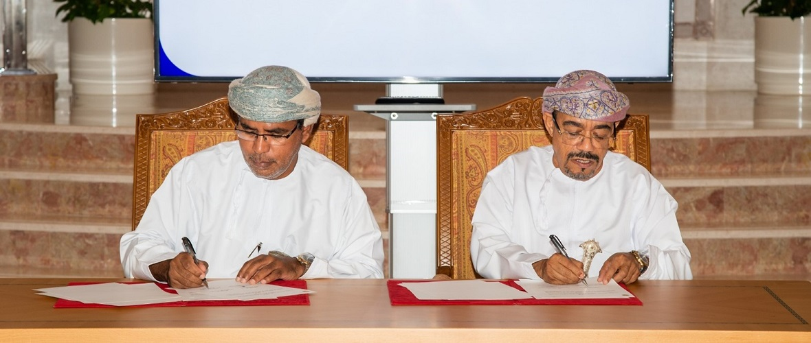 SQU, Space Communications Technologies Company Sign Cooperation Program